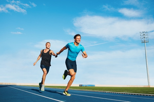 Firmensport Staffel Lauftraining